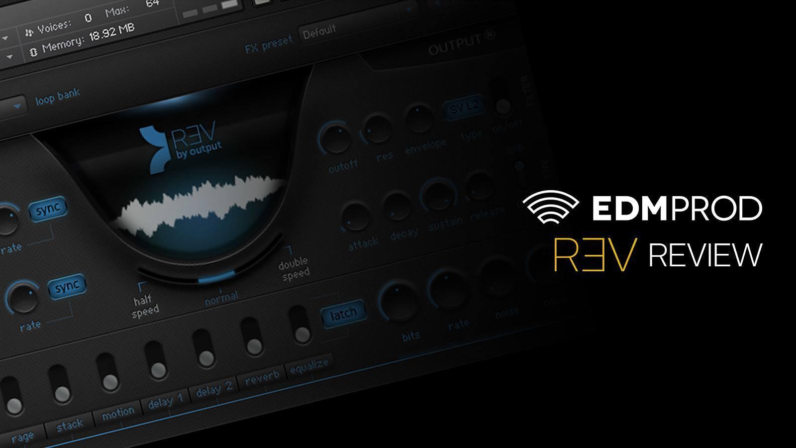 EDM Prod Reviews REV by Output