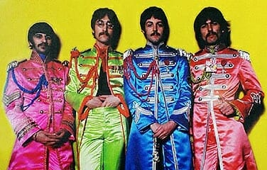 Sgt. Peppers reinvention