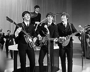 Beatles creative process