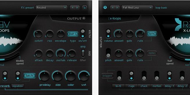 X-loops GUI