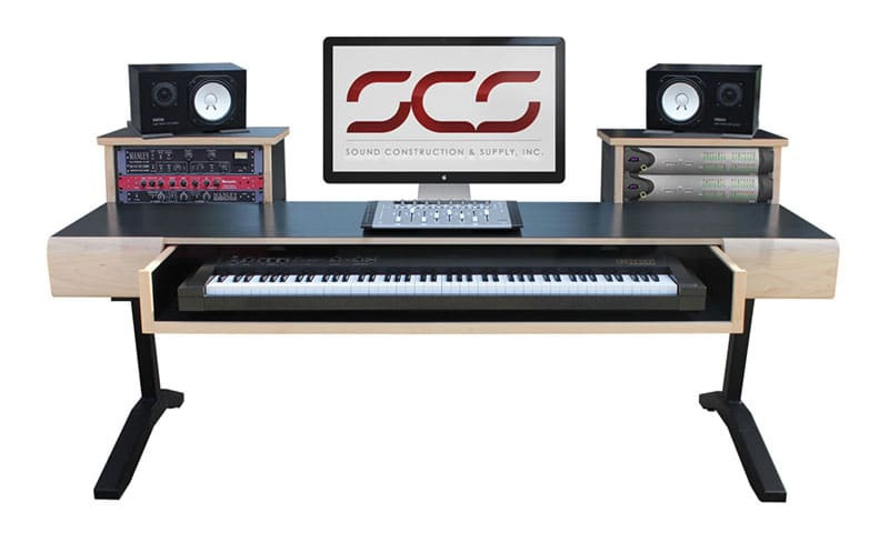 SCS Keyboard Desk