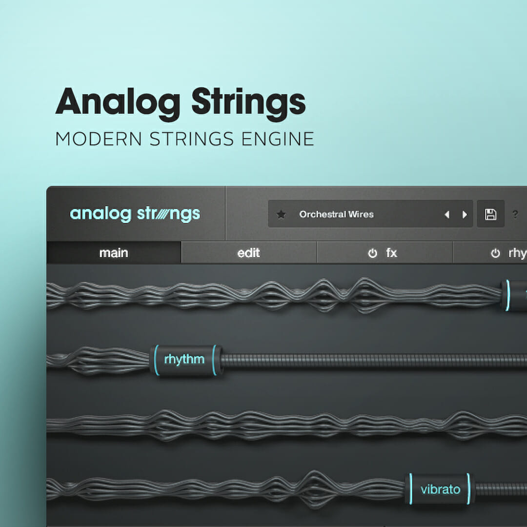 Analog Strings - Output