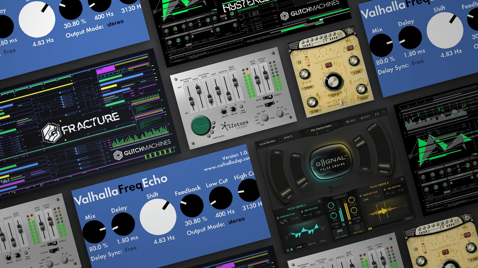 Free VST plug-ins for music producers
