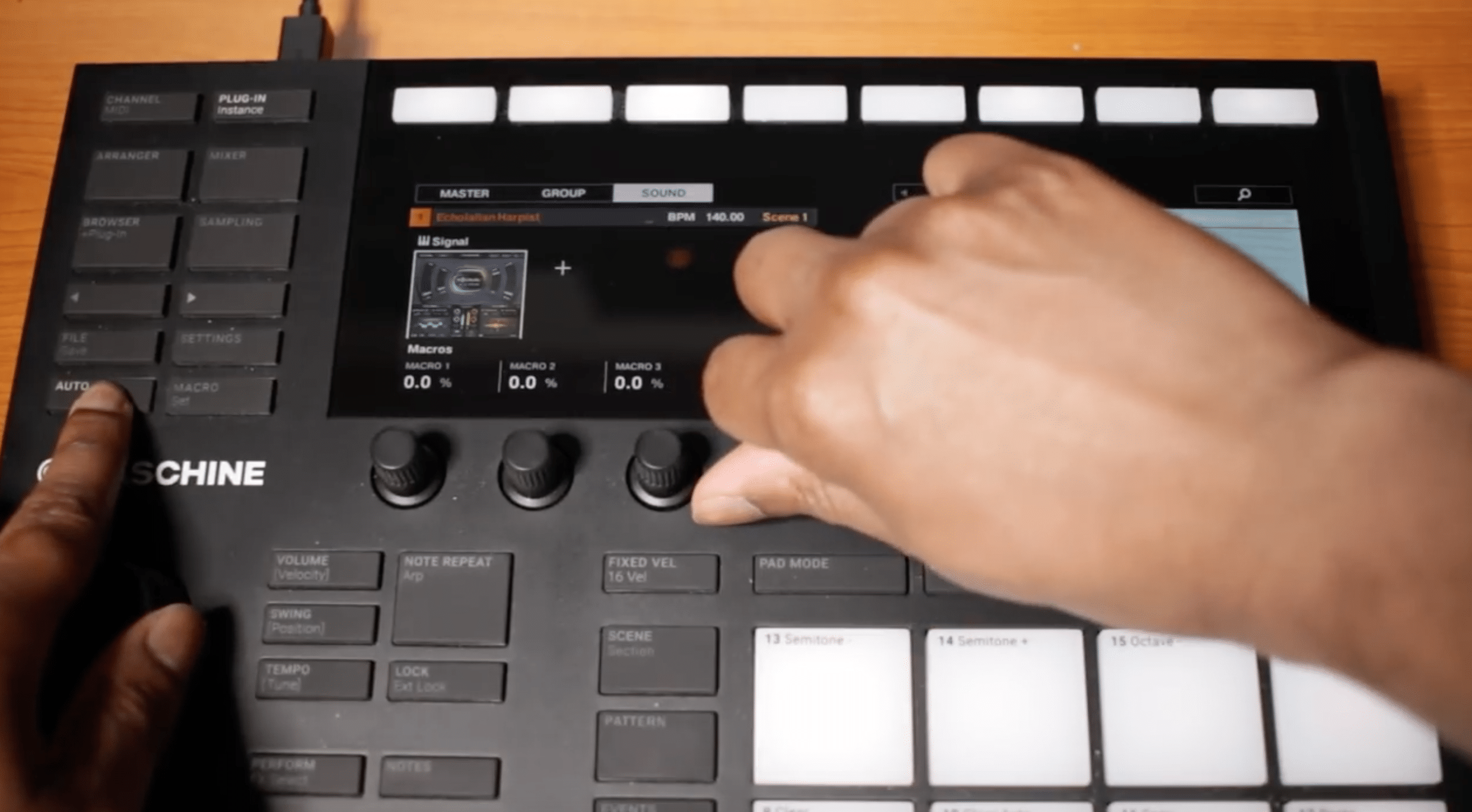 Ready-To-Play With Native Instruments Sound Previews - Output