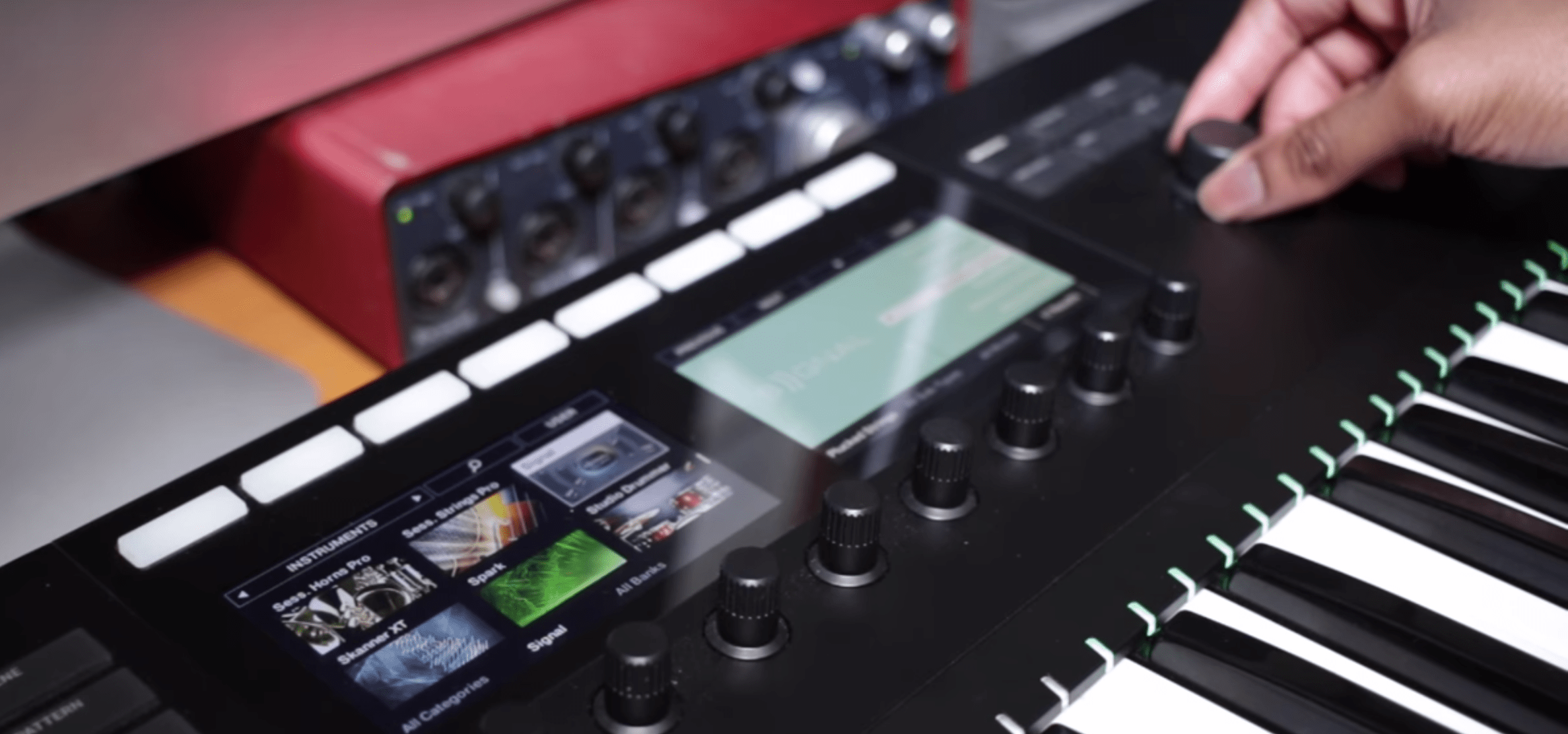 Choosing The Right MIDI Controller For You
