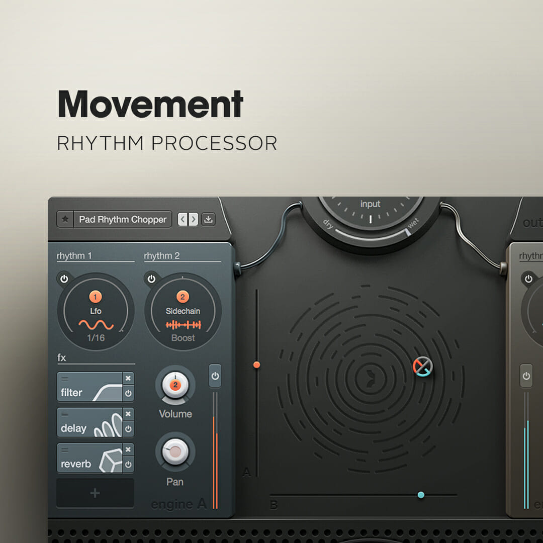 Movement - Output