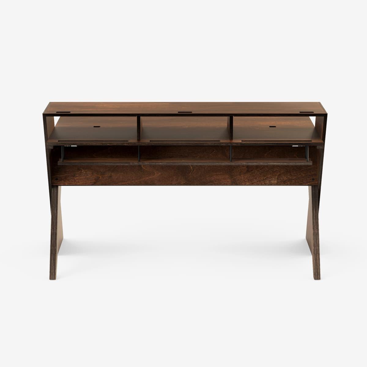 Kodiak Brown Platform Desk
