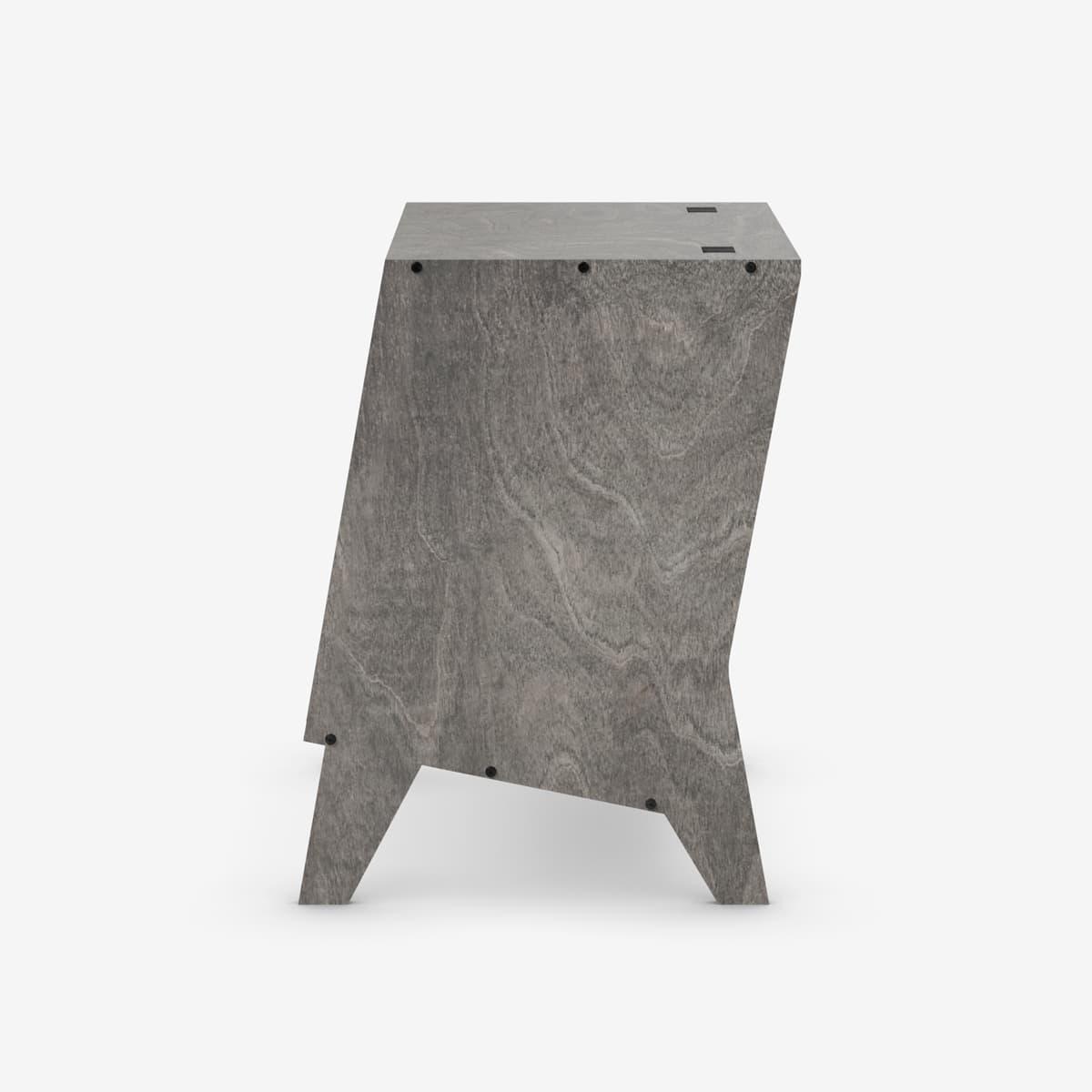 Driftwood Grey Sidecar