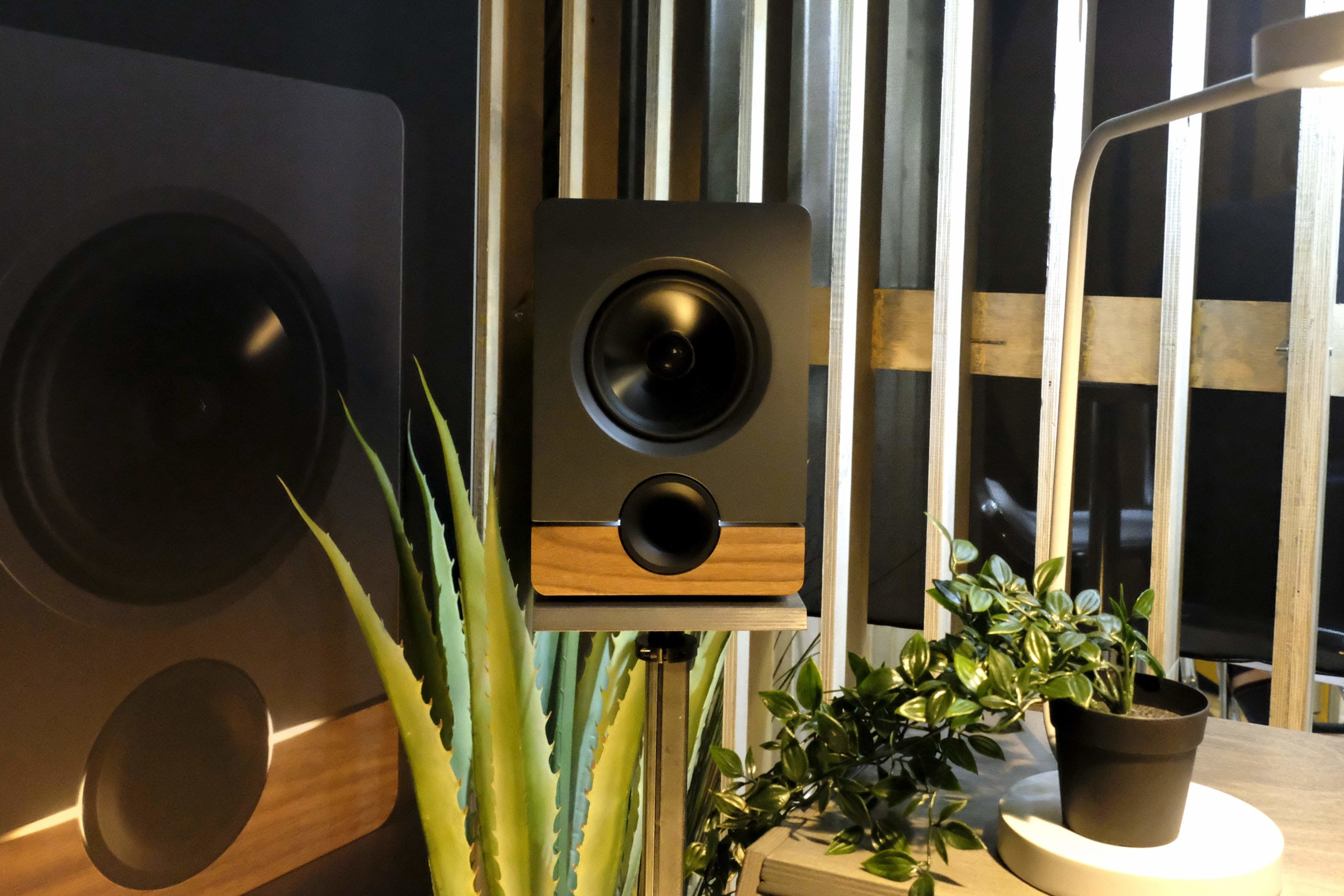 Output Frontier speakers