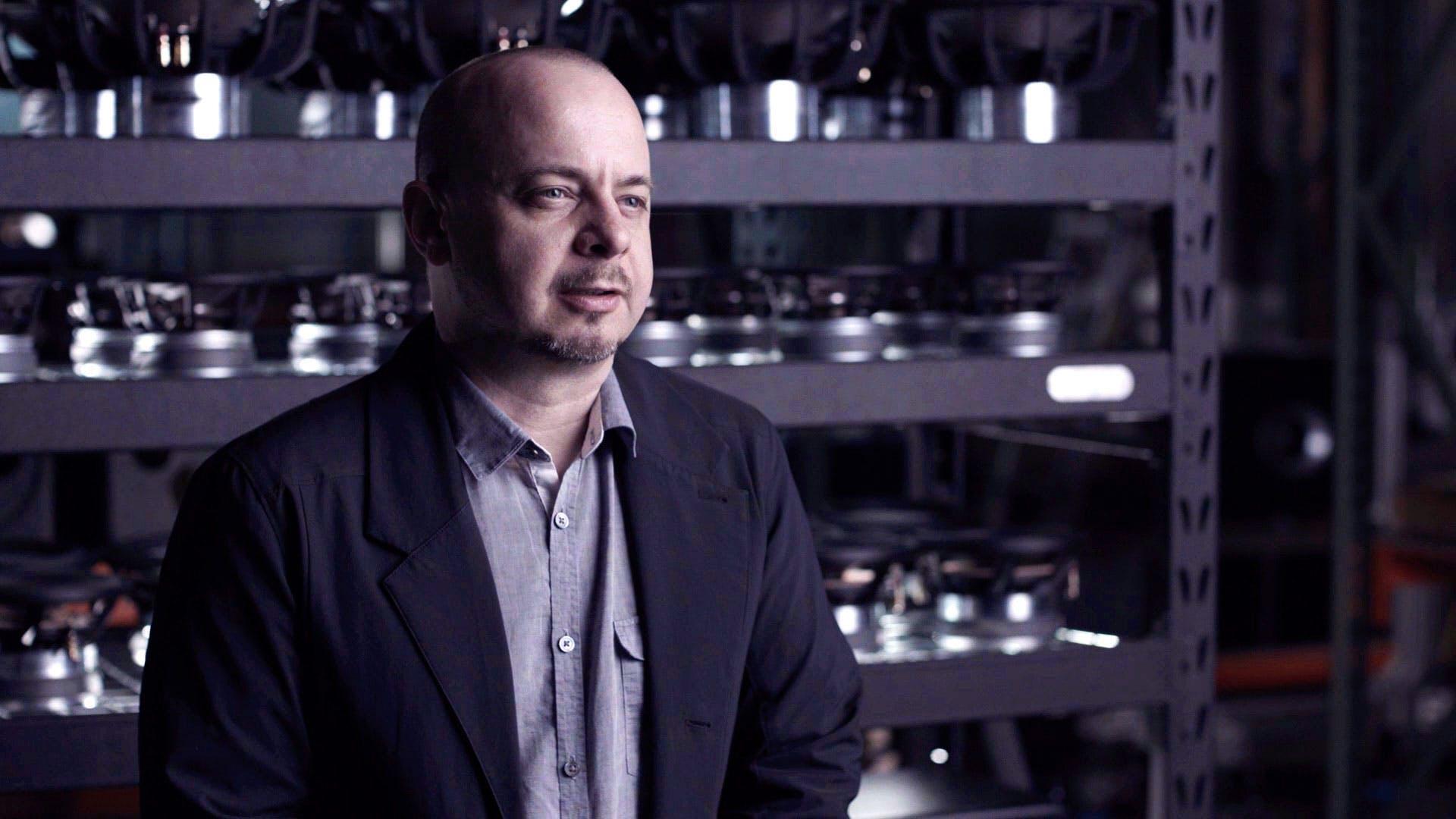 Thomas Barefoot, founder of Barefoot Audio.