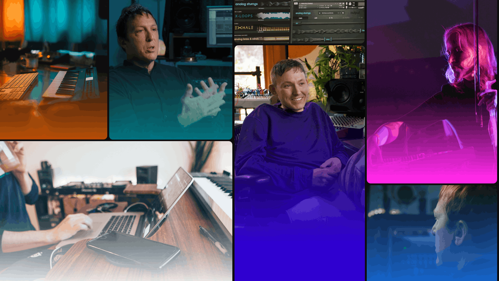 2020 year in review best blog post roundup from Output with Laura Escude, Hudson Mohawke, and other musicians