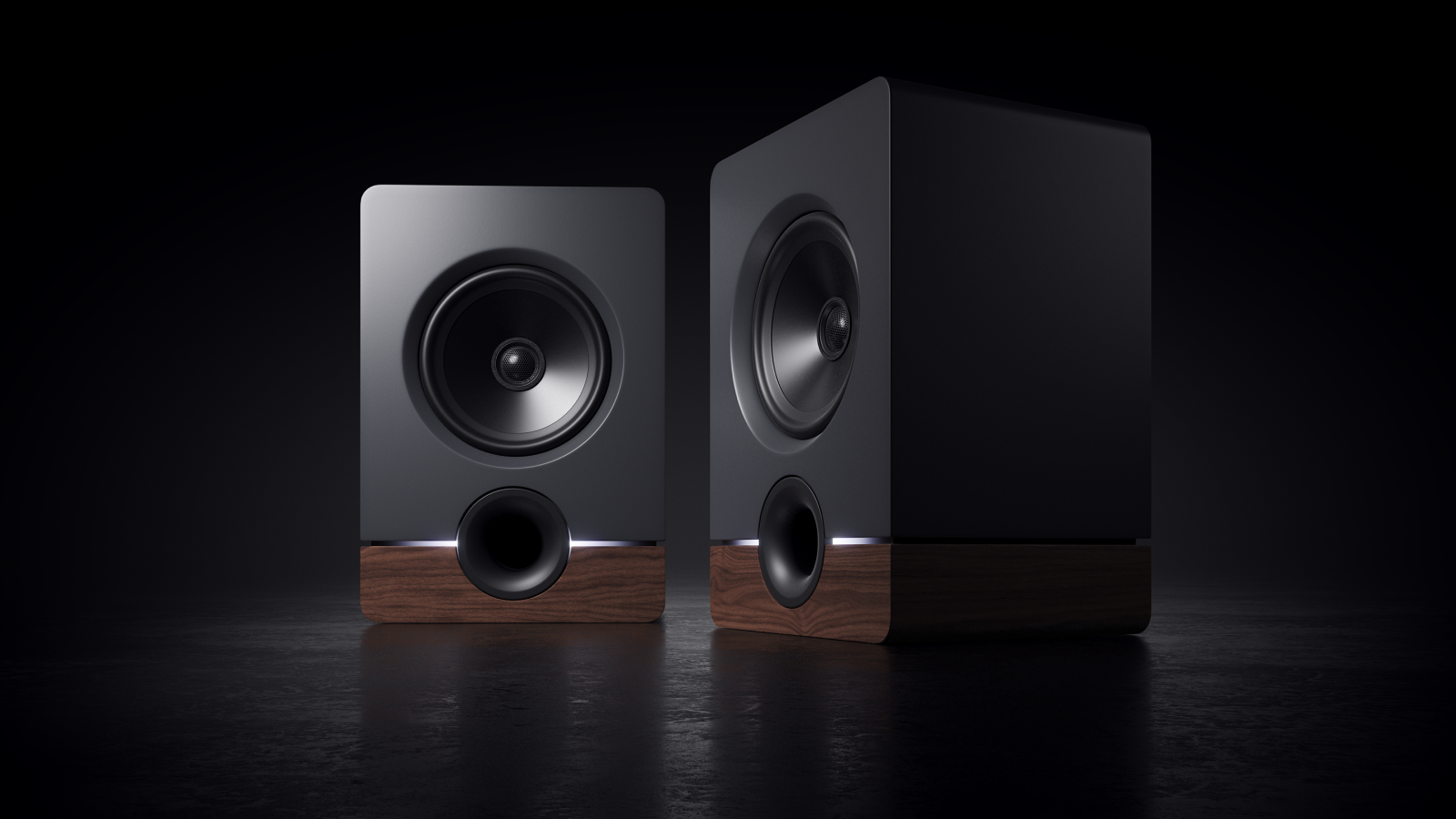 Artists and musicians talk about why they love frontier speakers by output