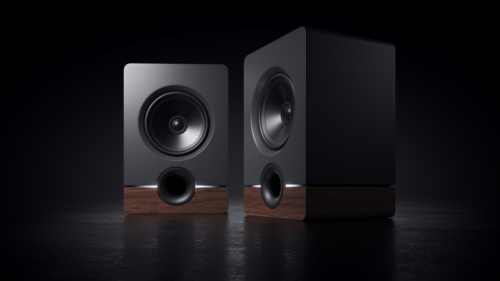 Artists and musicians talk about why they love frontier studio monitor speakers by output