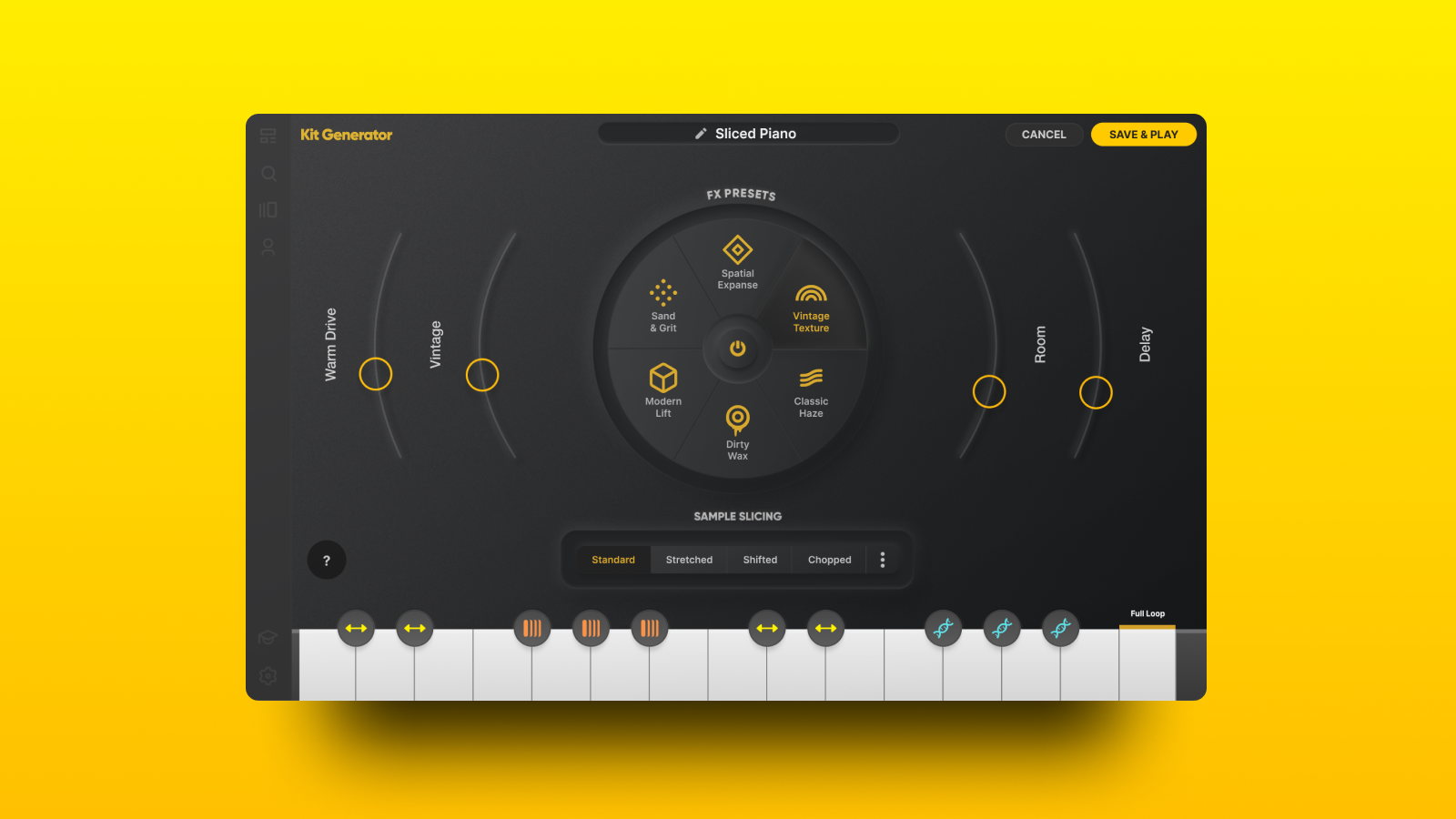 ARCADE by Output 1.6 update Kit Generator