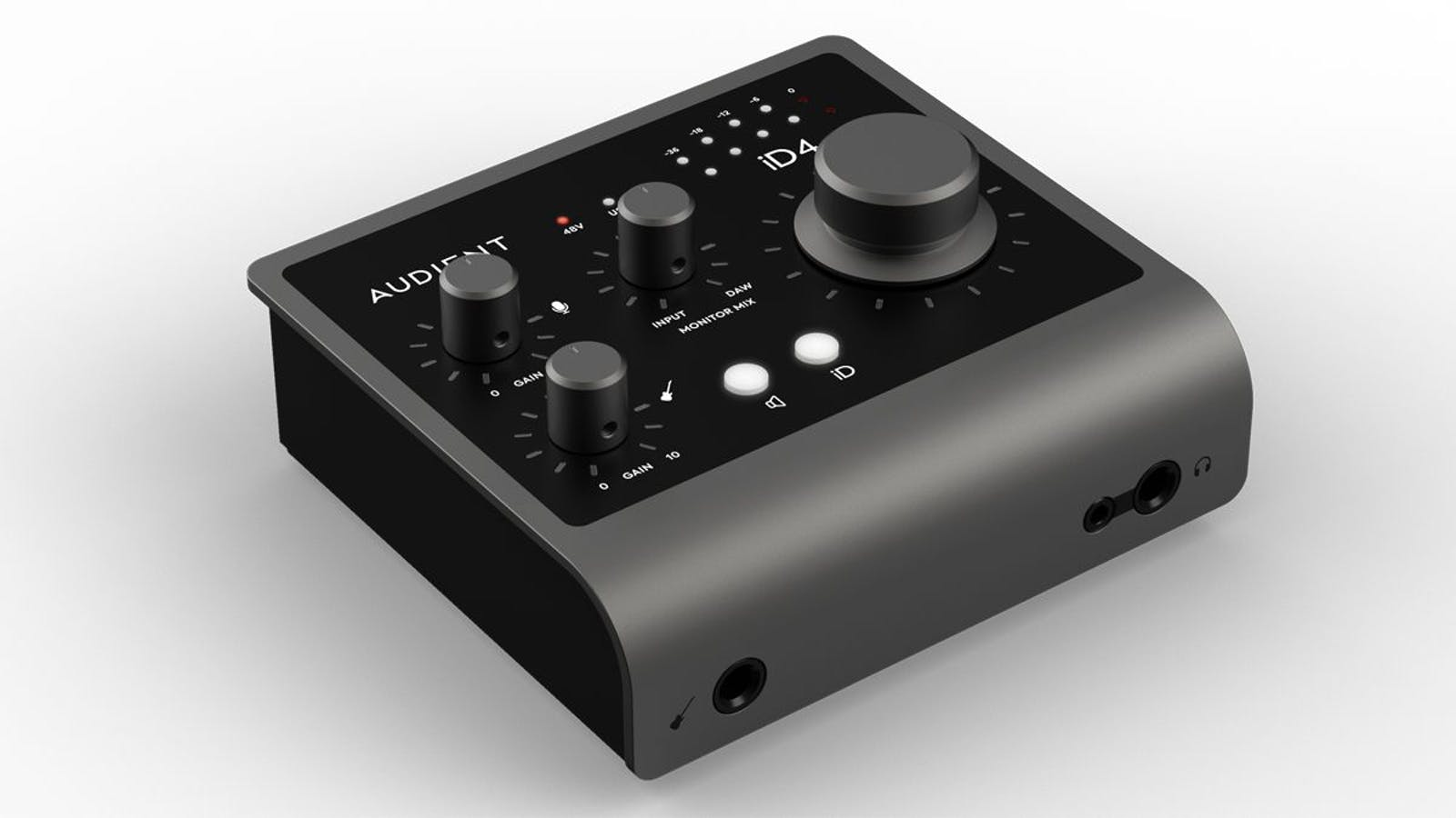 Audient iD4 MkII audio interface