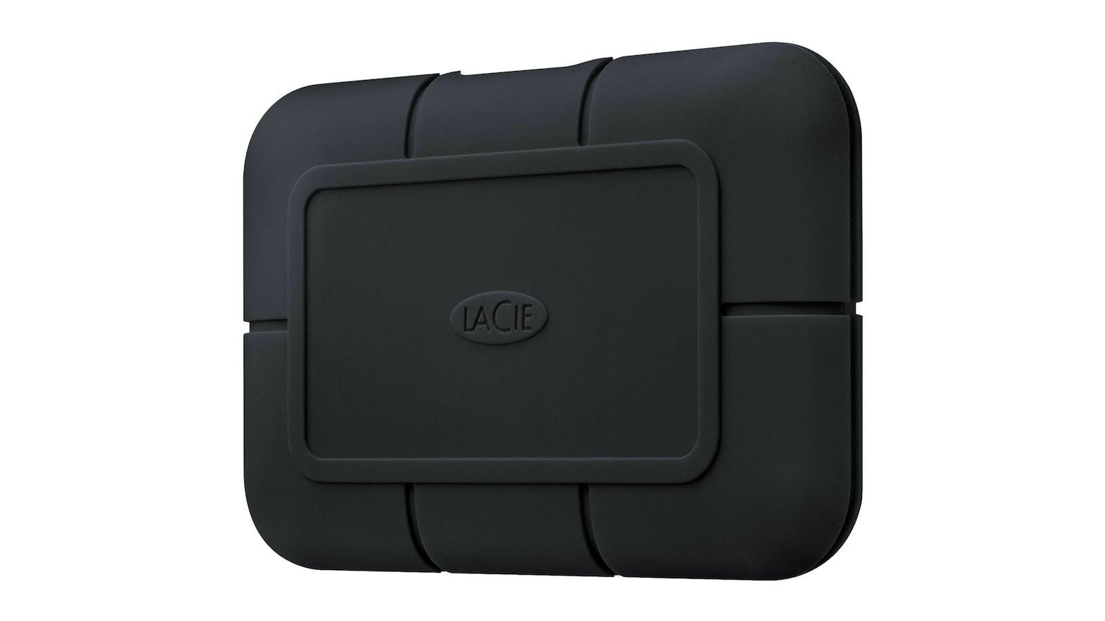 LaCie Rugged SSD Pro hard drive
