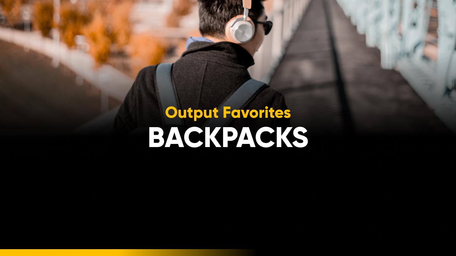 Best backpacks for touring musicians list