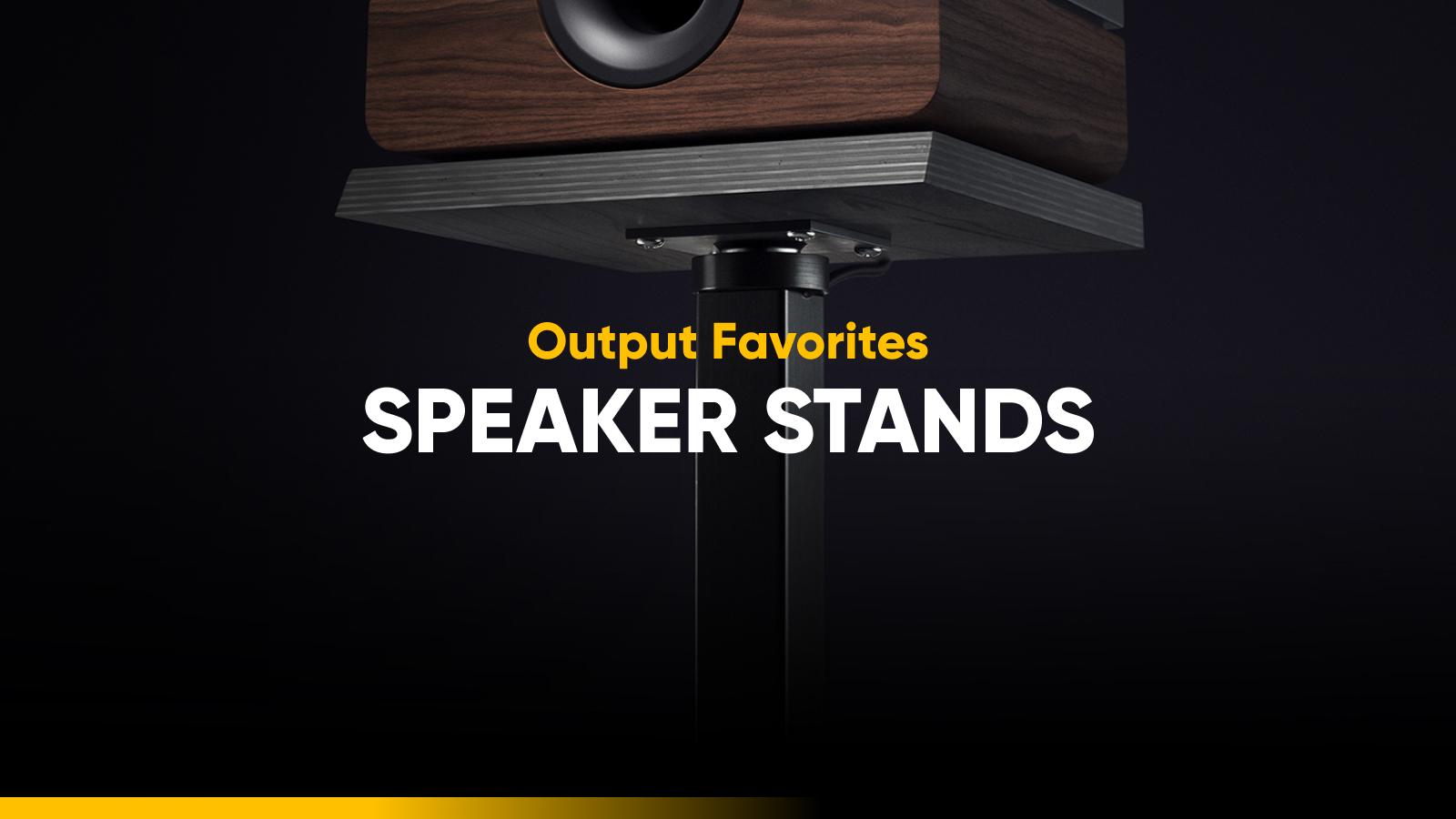 Best speaker stands list