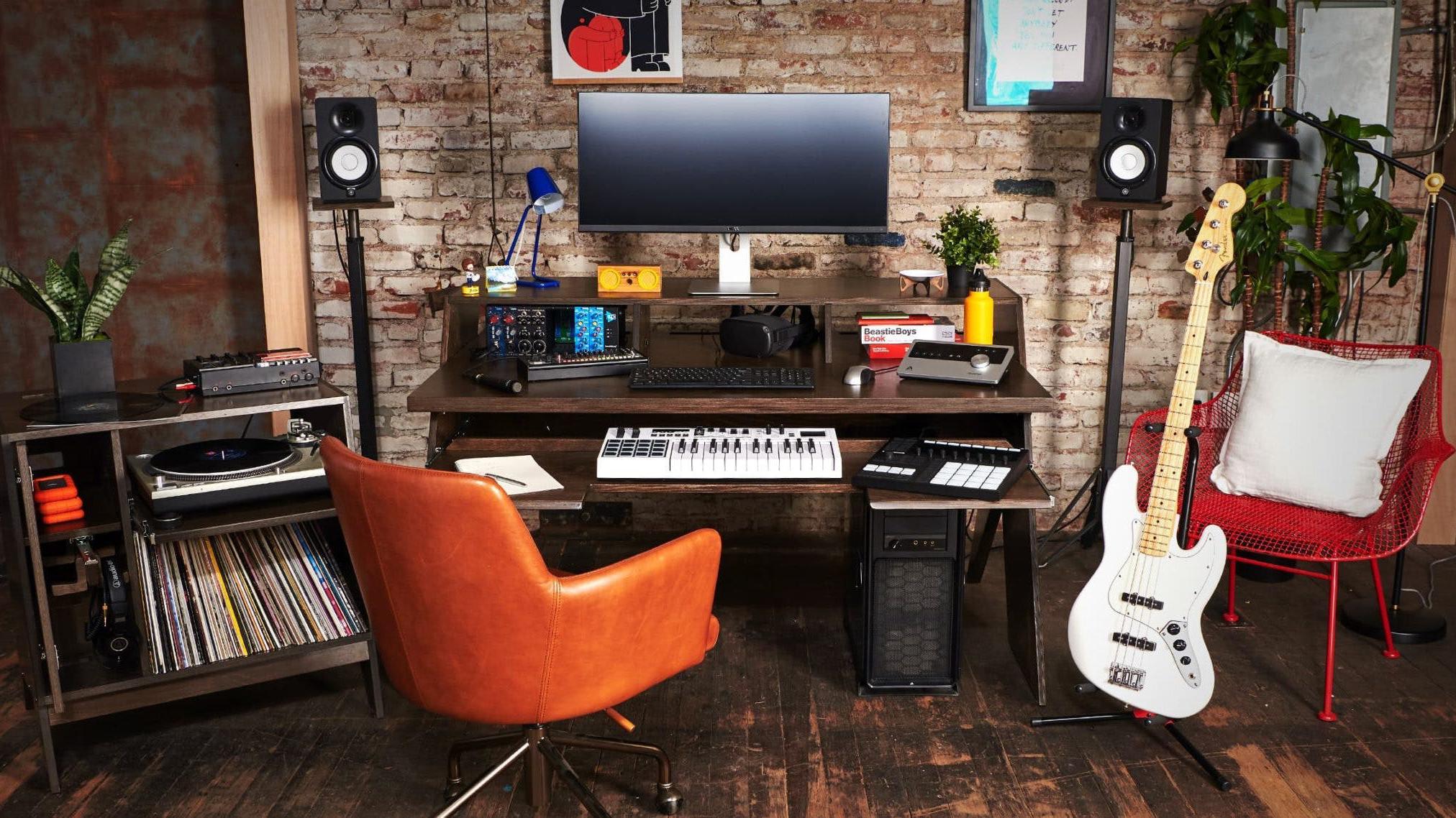 home recording studio essentials